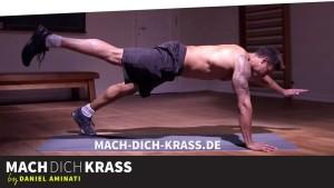 mach dich krass - fitness workout - online fitnessstudio